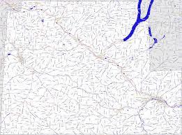New York County Maps by Landmarkhunter Com Steuben County New York