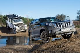 land cruiser toyota bakkie toyota land cruiser vs land rover defender auto express