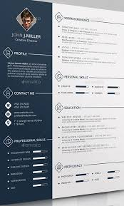 Resume Psd Template Resume Template Psd 28 Images Free Clean Realistic Resume Cv