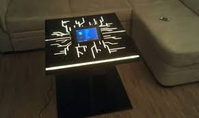 man cave coffee table diy tron legacy coffee table for geeky man caves furniture for