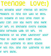 cute teenagers cute teenage love quotes quotes about love