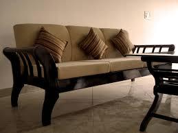 Haldwani Furniture Mart - Teak wood sofa sets