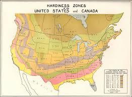 Usda Zone Map Weather Data Arnold Arboretum
