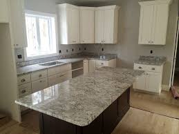 best color countertops for white kitchen cabinets top 25 best white granite colors for kitchen countertops