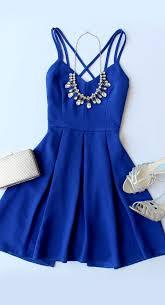 blue dress https s media cache ak0 pinimg originals 33