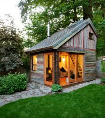 Tiny Guest House Tiny Dream House Beautiful Multi Colored Lumber Siding For The