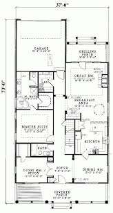 house plans narrow lots homey design narrow lot house plans with rear garage 13 authentic