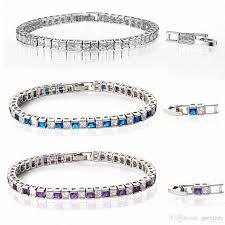 bracelet tennis zirconia images Queenwish classic cubic zirconia diamond tennis bracelets for jpg