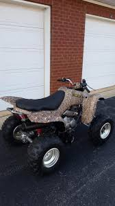 2004 suzuki 250 atv motorcycles for sale
