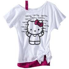 tops girls u0027 clothing kids target hello kitty polyvore
