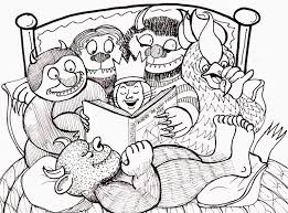 wild coloring pages getcoloringpages
