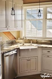 Country Kitchen Sink Ideas farmhouse kitchen sinks with drainboard voluptuo us
