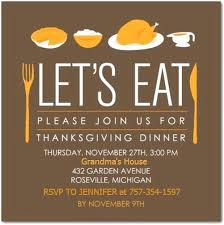 thanksgiving potluck invitation wording 7or k