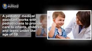 Back Office Medical Assistant What Is A Pediatric Medical Assistant Online Medical Assistant
