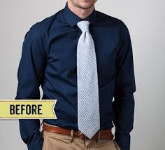 wide tie tie diy how to turn your standard tie into a tie