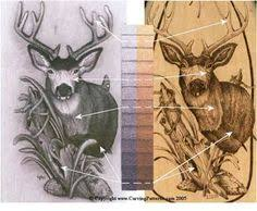 Wildlife Wood Burning Patterns Free by Pyrography Site With Free Patterns Wood Burning Patterns Free