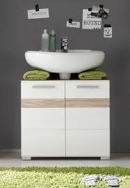 furnline 1336 301 96 high gloss bathroom under sink cabinet set