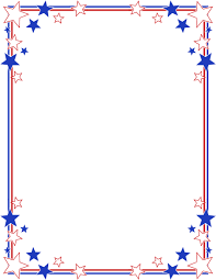 flag border clipart clipart kid military borders pinterest