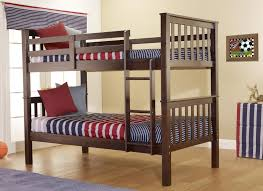 Red And Grey Bedroom by Bedroom Attractive Red And Blue Bed Design In Wooden Bunk Bed For