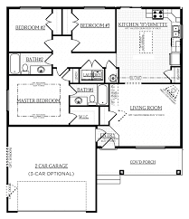 hilldale home floor plan visionary homes