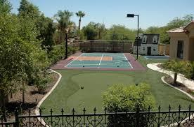 Building A Backyard Basketball Court Get The Best Basketball Court For Your Backyard From 360 Sports