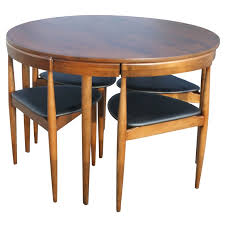 Teak Dining Room Furniture Hans Olsen For Winchendon Teak Dining Set At 1stdibs