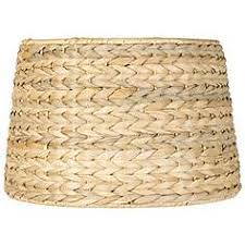 rattan wicker lamp shades lamps plus