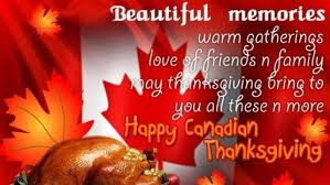 happy thanksgiving canada 2014