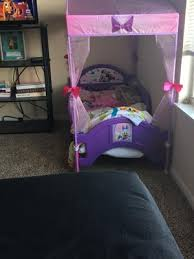 delta children u0027s products minnie mouse canopy toddler bed