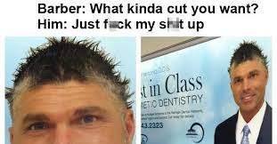these 22 haircuts from the barber what you want meme are insane