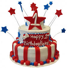 13 best 4 th of july birthday party images on pinterest july