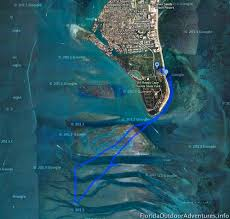 Fl State Parks Map by Kayak Paddle Out To Stiltsville From Bill Baggs Cape Florida State