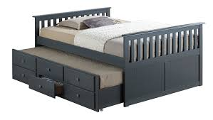 Black Twin Captains Bed Amazon Com Broyhill Kids Marco Island Full Captain U0027s Bed With