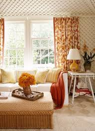 Orange Panel Curtains 45 Best Orange Drapes U0026 Decor Images On Pinterest Drapery A