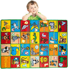 kids rug abc animals children u0027s area rug review mykidsadviser