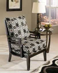 Swoop Arm Chair Design Ideas Modern Accent Chair Inside Accent Chairs With Wood Arms Decor