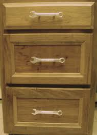 6 man cave drawer cabinet pulls made from real wrenches man