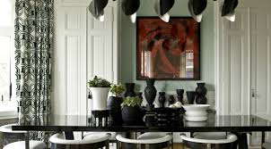 dining color trends mid century home decor ideas green wonderful