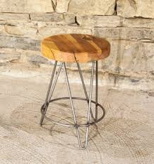 bar stools rustic restaurant furniture
