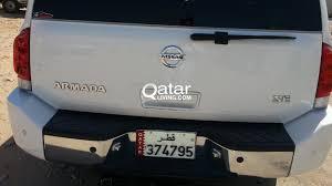 nissan armada for sale doha nissan armada 2005 urgent sale qatar living