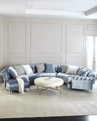 Curved Sofas For Small Spaces Curved Sectional Sofa Curved Sectional Sofas For Small Spaces