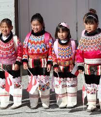 inuit greenland beads around the world