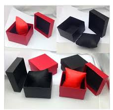 necklace gift case images Bracelets box watch box gift jewelry box necklace box 8 8 5 5 5cm jpg