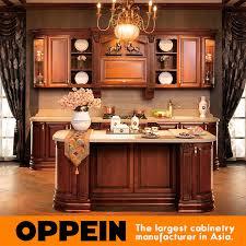 birch wood kitchen cabinets item italy birch luxury solid wood kitchen cabinets with island op14 122