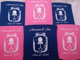 shower koozie baby shower koozie or can cooler favors page 2 odysseycustom