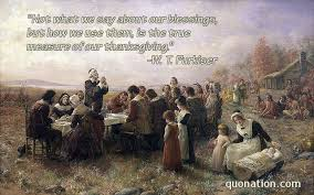 w t purkiser quotes not what we say about our blessings but