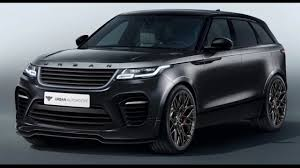 land rover ranch dia show tuning urban automotive 2017 range rover velar im svr