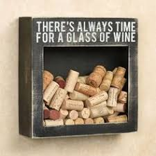 11x14 wine cork shadow box frame by bayouaccents on etsy cameo