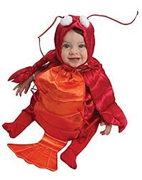 lobster costume am pm kids baby s lobster costume orange one