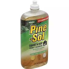 can i use pine sol to clean wood cabinets pine sol n mop floor cleaner multi surface